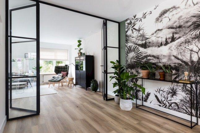 le papier peint panoramique un must de la d coration. Black Bedroom Furniture Sets. Home Design Ideas