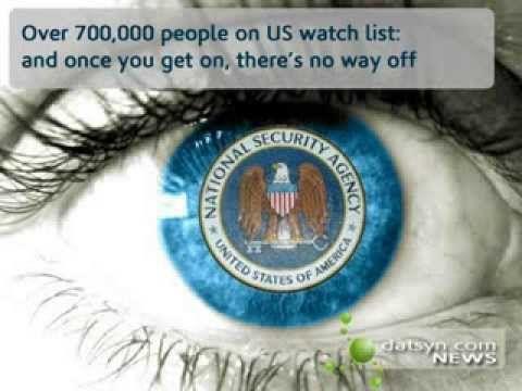 #Surveillance #NSA #WatchList