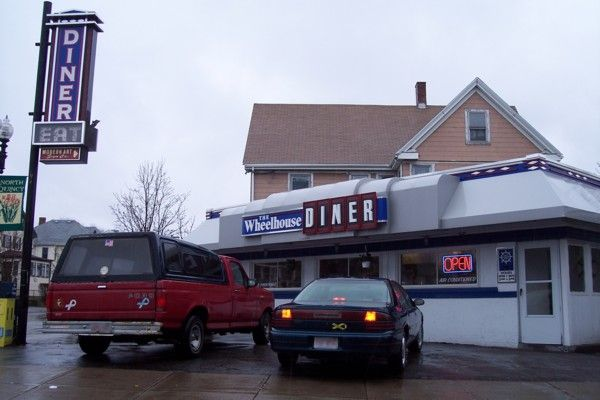 Photo Of The Wheelhouse Diner A In Quincy Ma That Is Included Boston S Hidden Restaurants Restaurant Guide