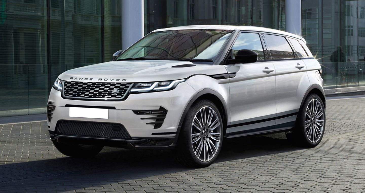Range Rover Evoque 2019 Chốt Lịch Ra Mắt With Images