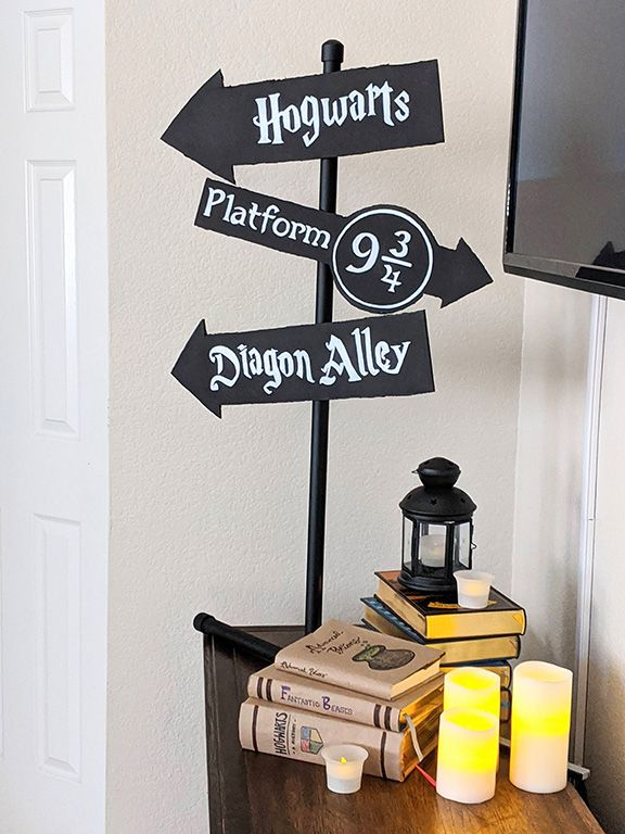 How to Throw a Magical Harry Potter Movie Night • A Mom Who Reads