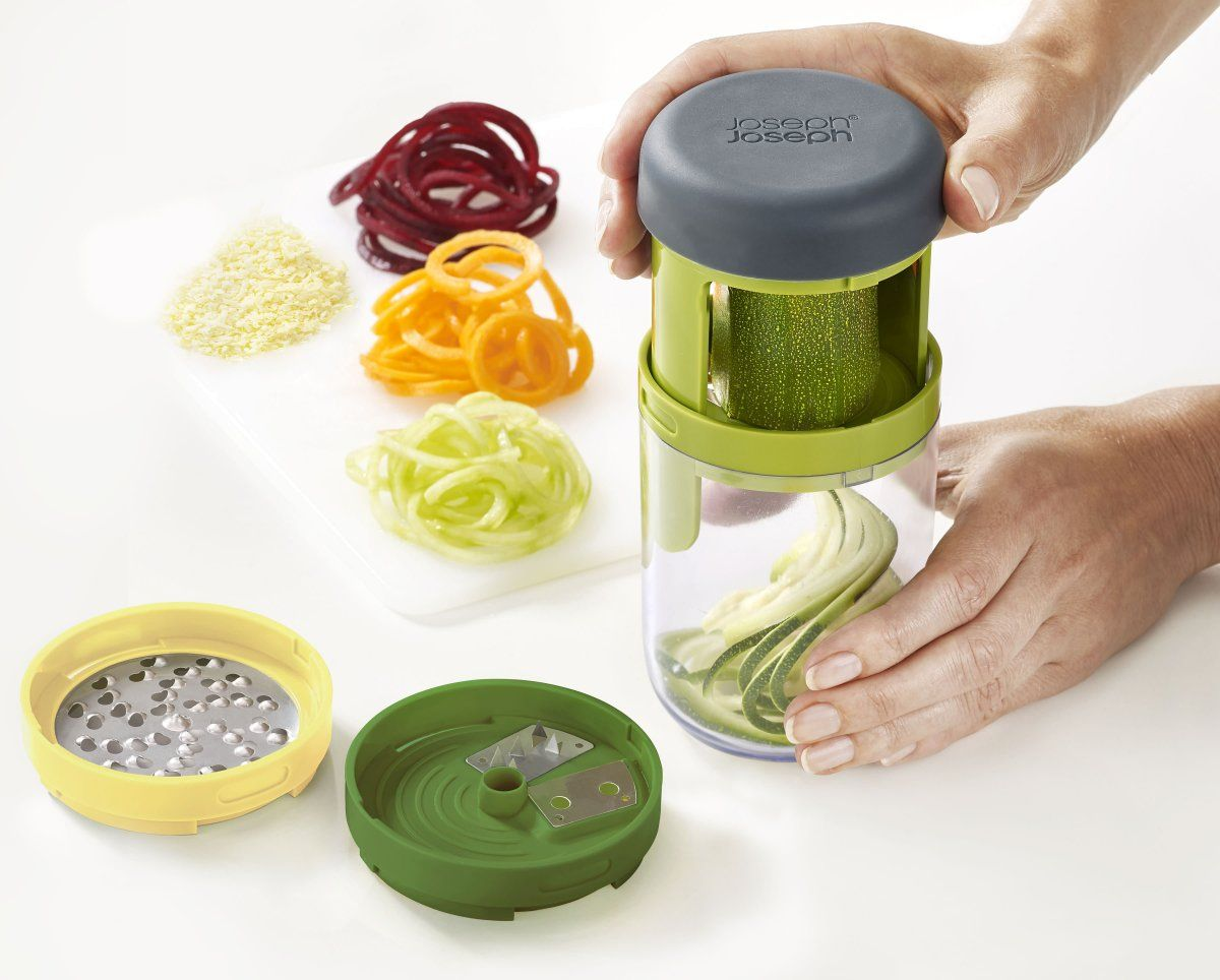 Joseph Spiro Spiralizer From Our Lers Graters Spiralizers Range At John Lewis