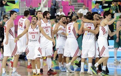 A Milli Basketbol takımı çeyrek finalde