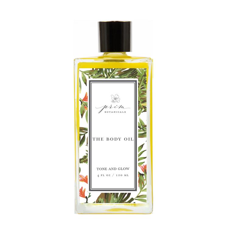 The body oil Bergamot essential oil, Skin firming