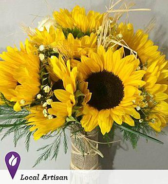 Sunny Wedding Bouquet™