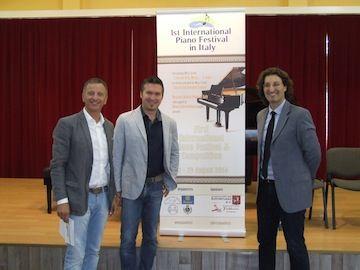 "San Giovanni Teatino,""International Piano Festival"""