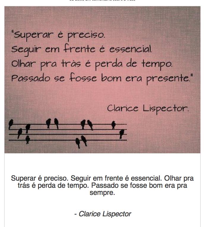 Preferência Escritora Brasileira Clarice Lispector poemas, poesias ,livros  NX98