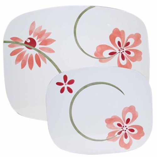 Corelle Coordinates Counter Mats Set Of 2 Pretty Pink By Corelle Http Www Amazon Com Dp B000uocoku Ref Cm Sw R Pi Dp 1 Pretty In Pink Reston Burner Covers