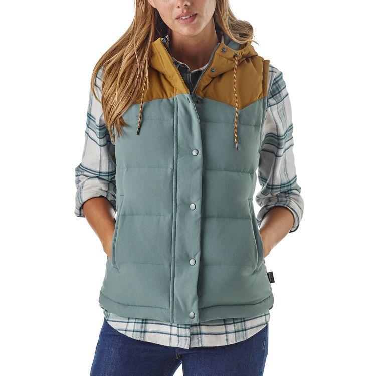 3d87bce1c Women's Bivy Hooded Vest in 2019 | Bohemian Outdoorsy | Hooded vest ...