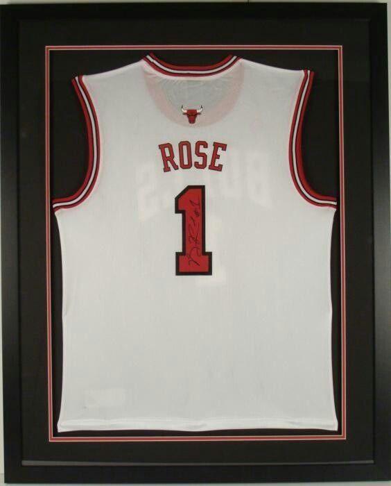 promo code 4069f e70aa Rose signed | ManCave | Chicago bulls, Derrick rose, Chicago