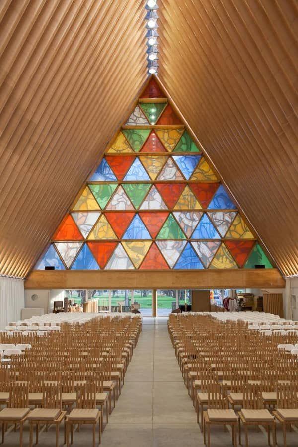 10 moderne religi se geb ude for Moderne architektur gebaude