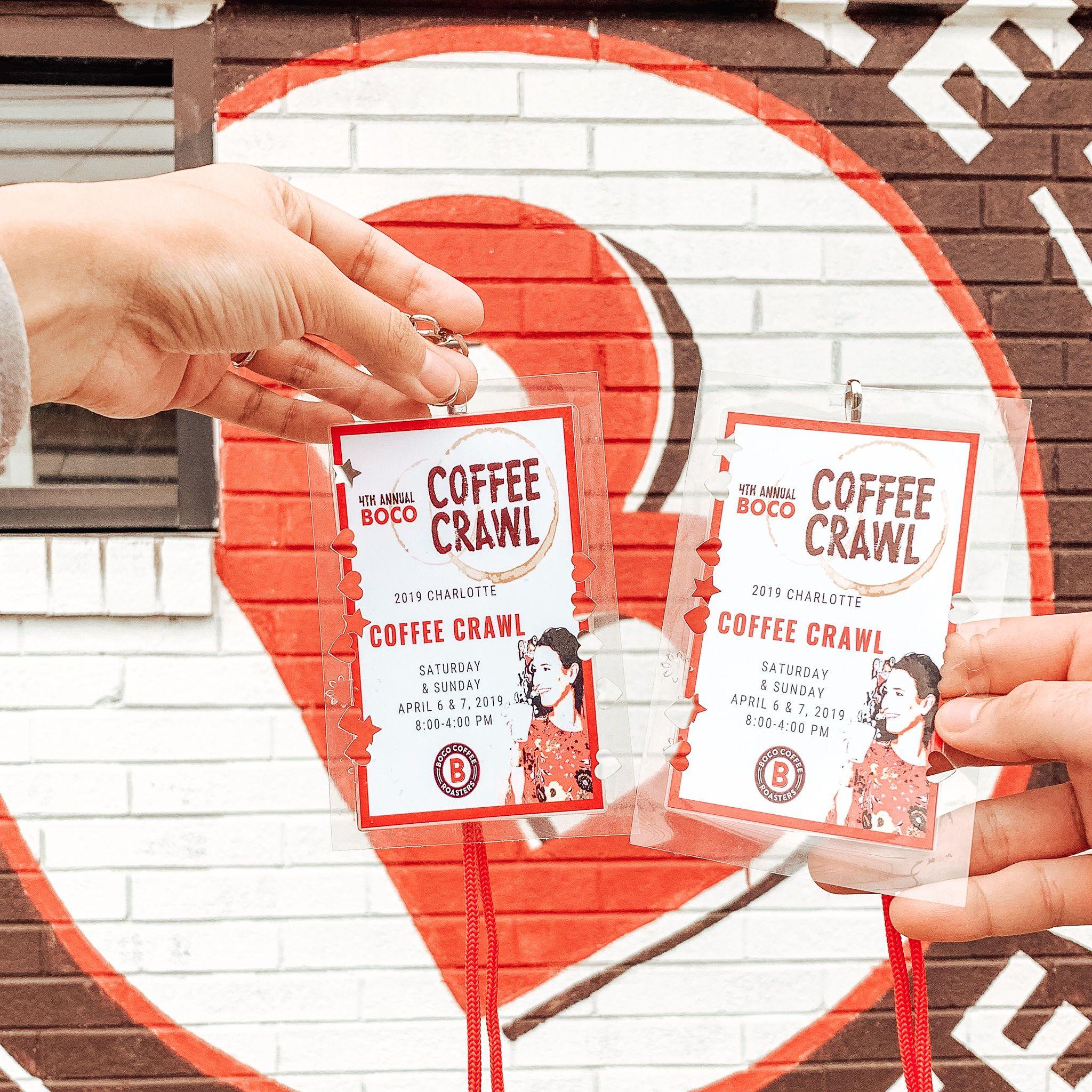 NEW BLOG POST: Rating The Boco Coffee Crawl Coffee Shops