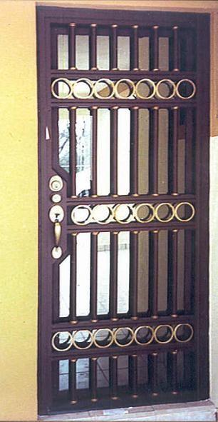 Disenos para puertas ventanas herreria otros servicios for Puertas de entrada principal minimalistas