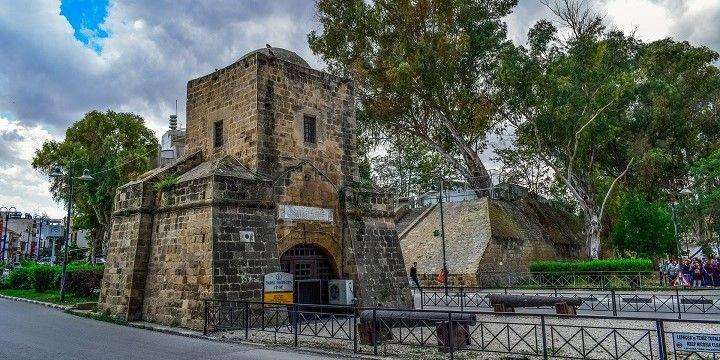 Old town, Nicosia, Cyprus, Europe