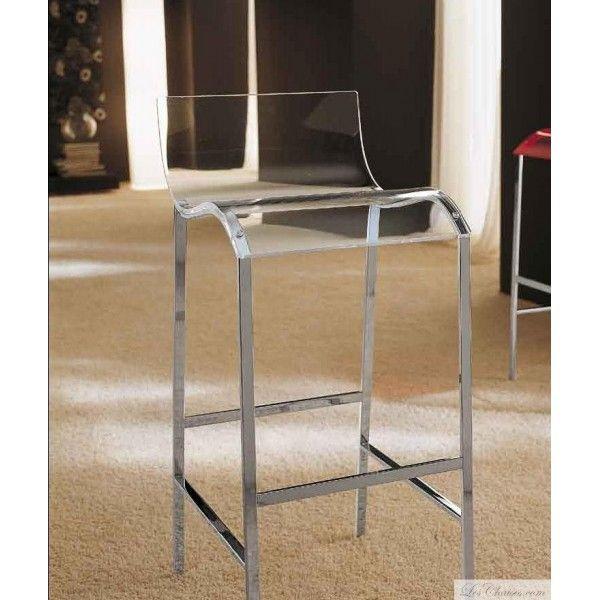 inspirant chaise haute transparente - Chaise Haute Transparente