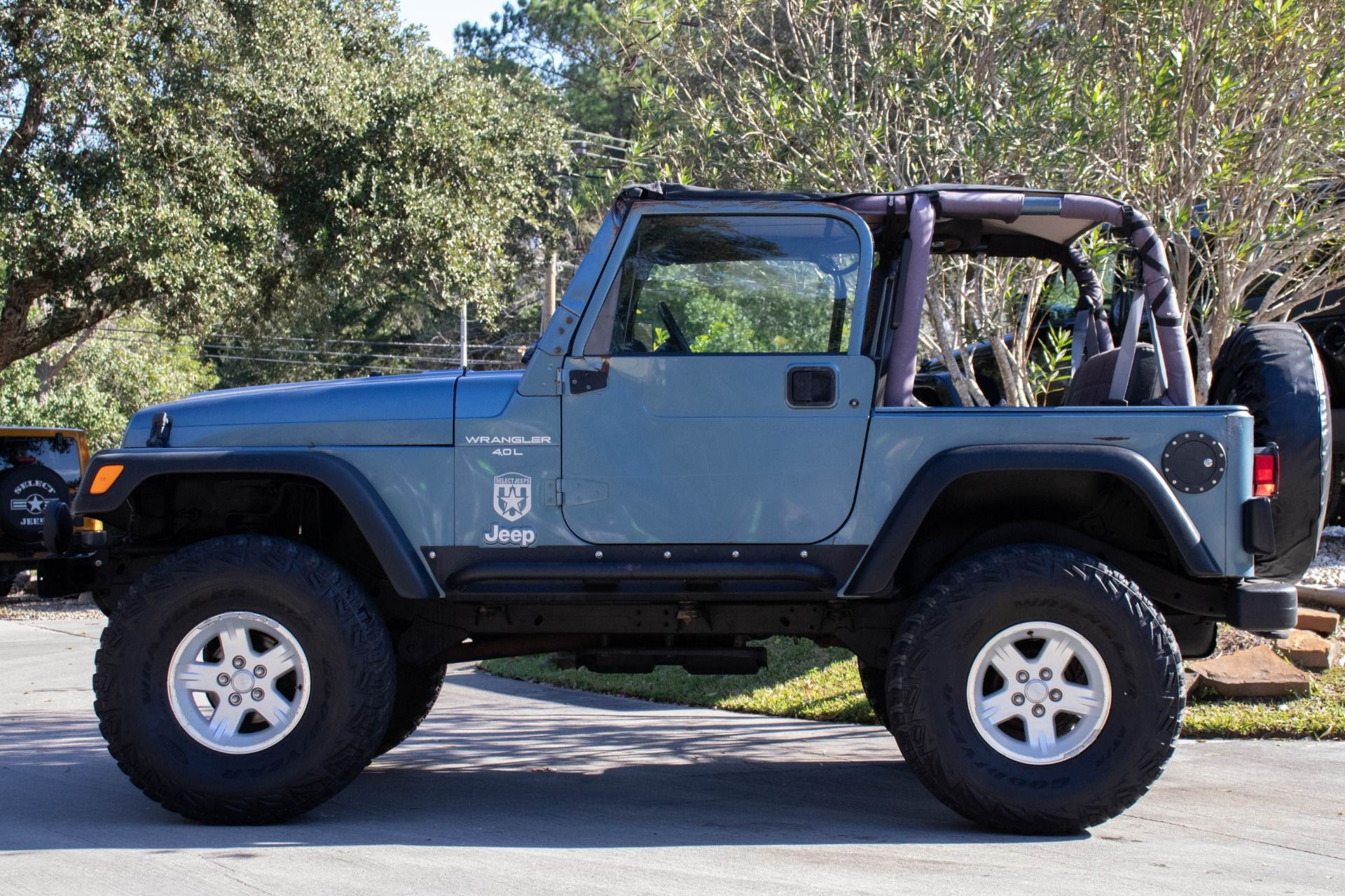 Used1999JeepWranglerSport For Sale Select Jeeps Inc