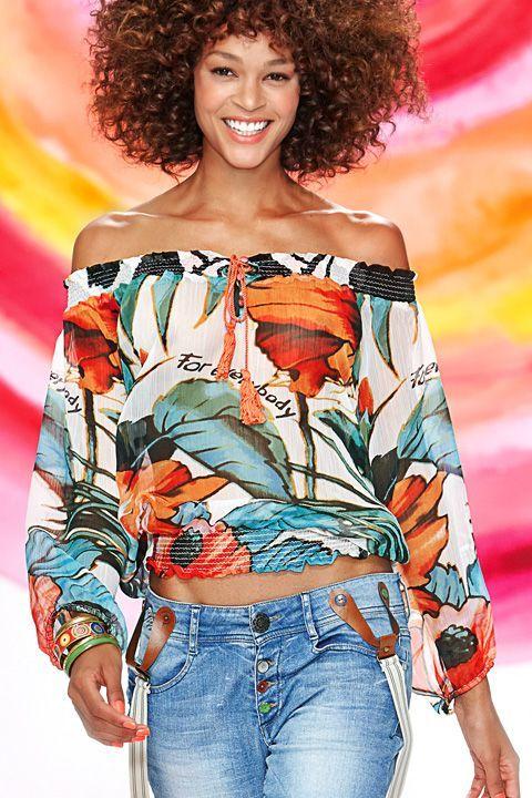 Catálogo Mujer Desigual. Venta de ropa online. Tienda Oficial Desigual 49e692803698
