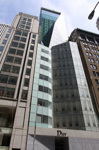 Lvmh Tower New York Ny Modern Architecture Architecture