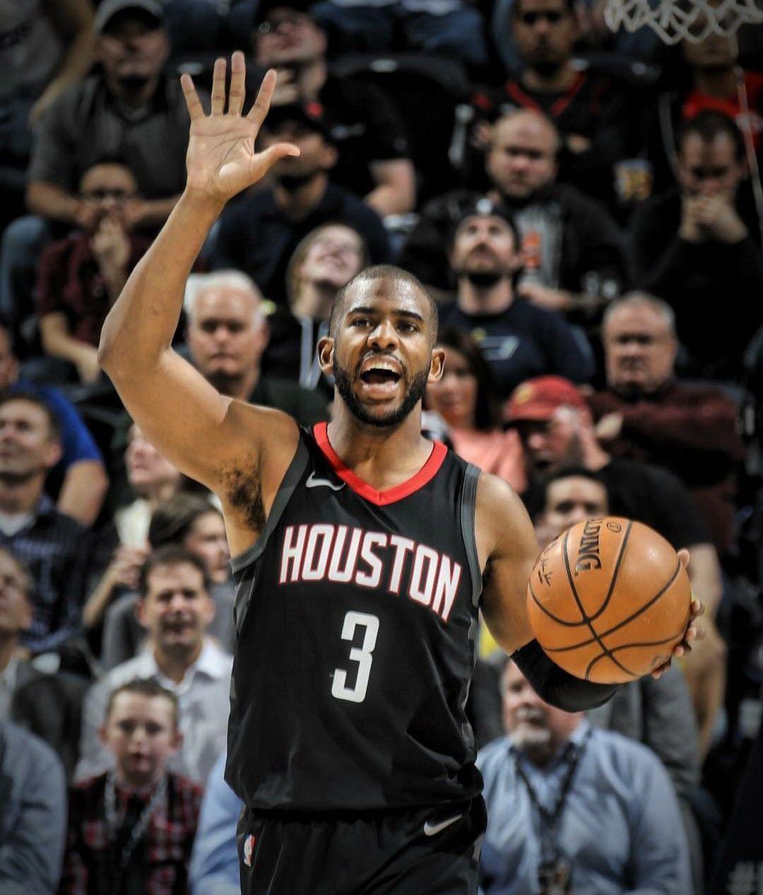 Chris Paul Houston Rockets ballislife basketball bball