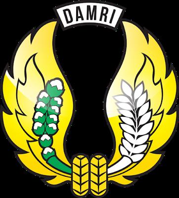 Logo Perum DAMRI Sekolah dasar