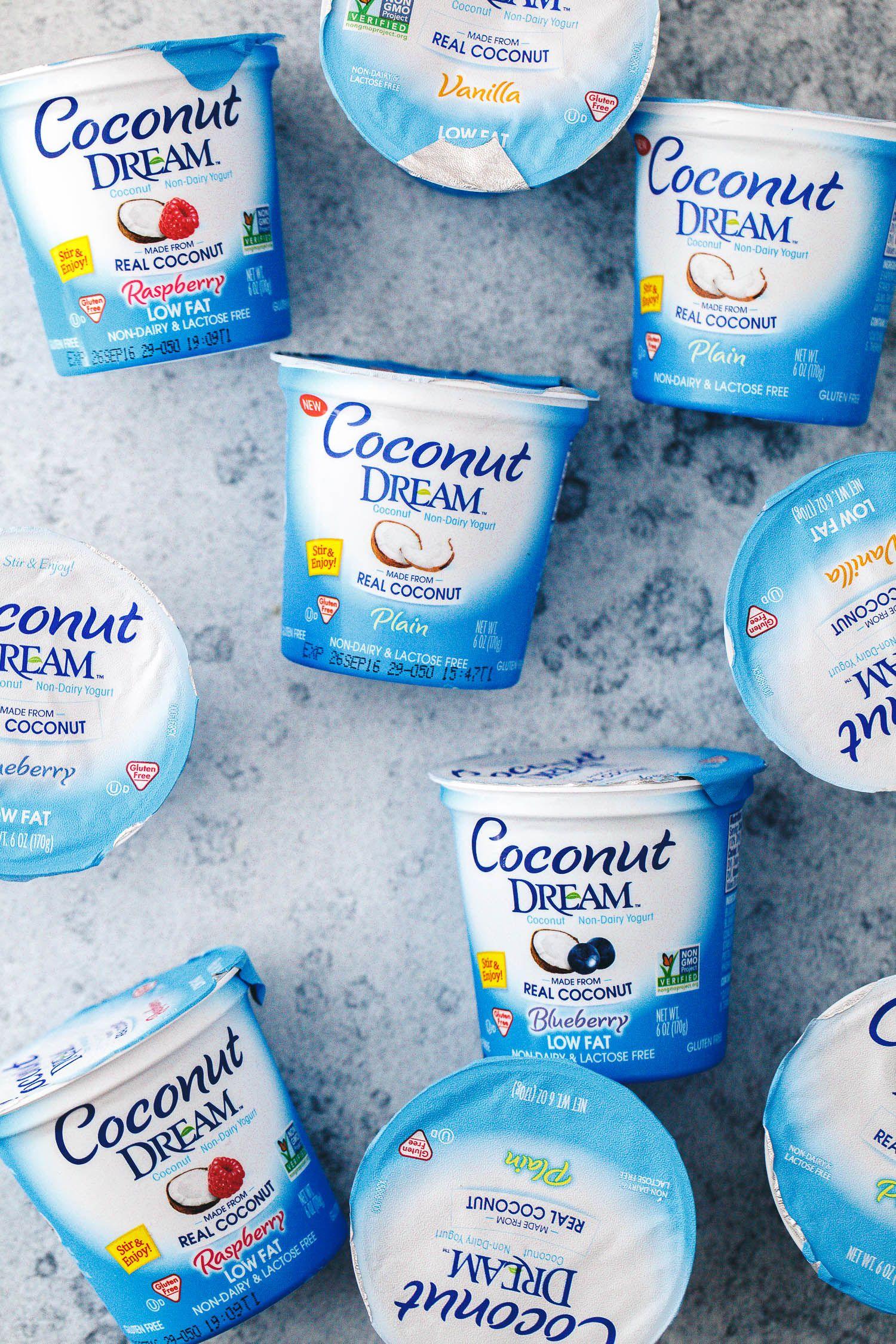 Almond Dream & Coconut Dream Yogurt Review + US #Giveaway