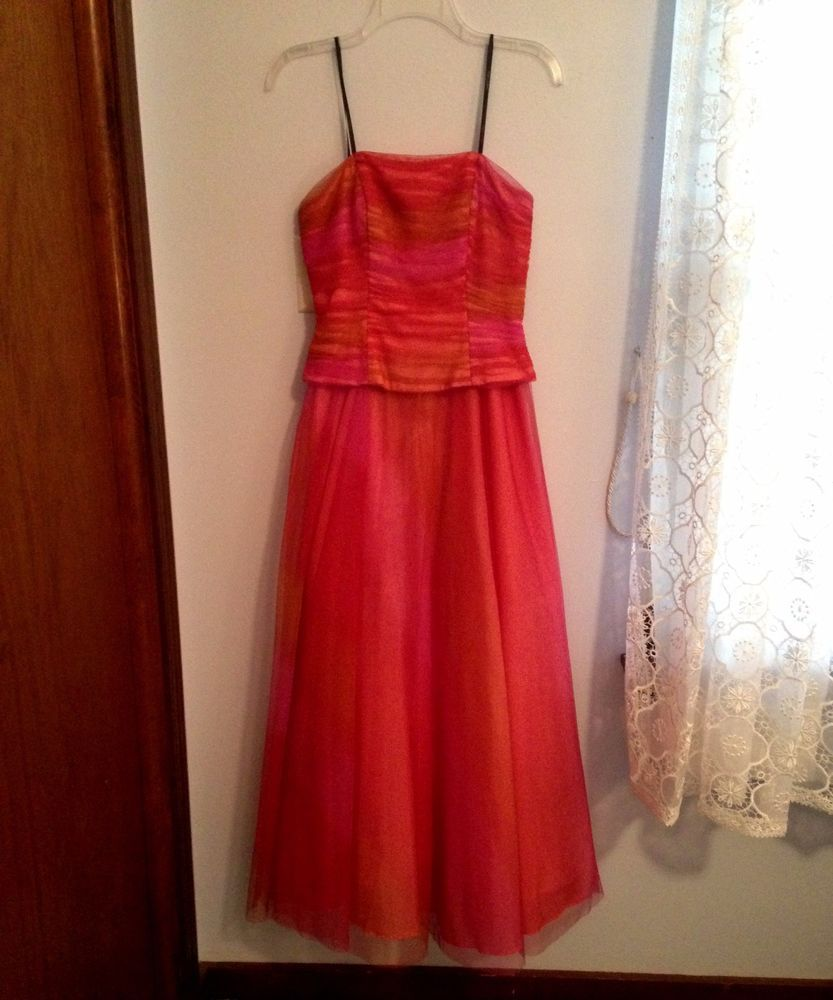 De laru collection prom wedding formal gown size prom dress