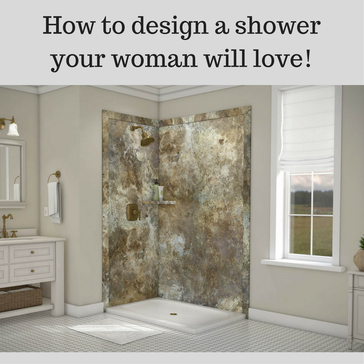 How To Design A Shower Your Woman Will Love Written By A Guy Bathrooms Remodel Best Bathroom Colors Remodel