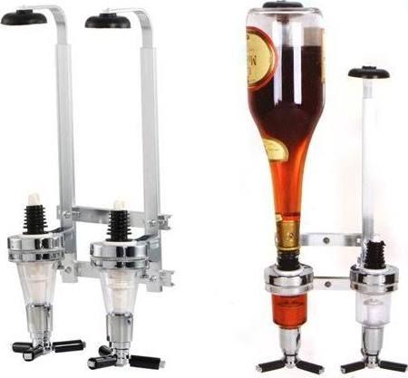 upside down liquor bottle dispenser | Fireball | Liquor