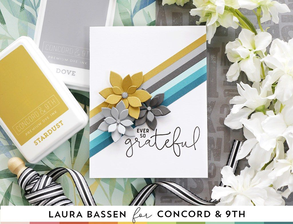 Concord & 9th-Feature Friday – laurafadora in 2020 | Concord and 9th,  Creative birthday cards, Card making inspiration