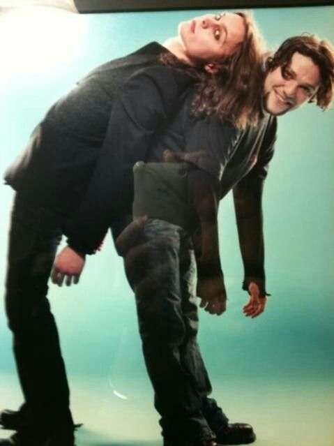 Bam Margera With Ville Valo Pick Me Up Ville Valo Bam Margera Band