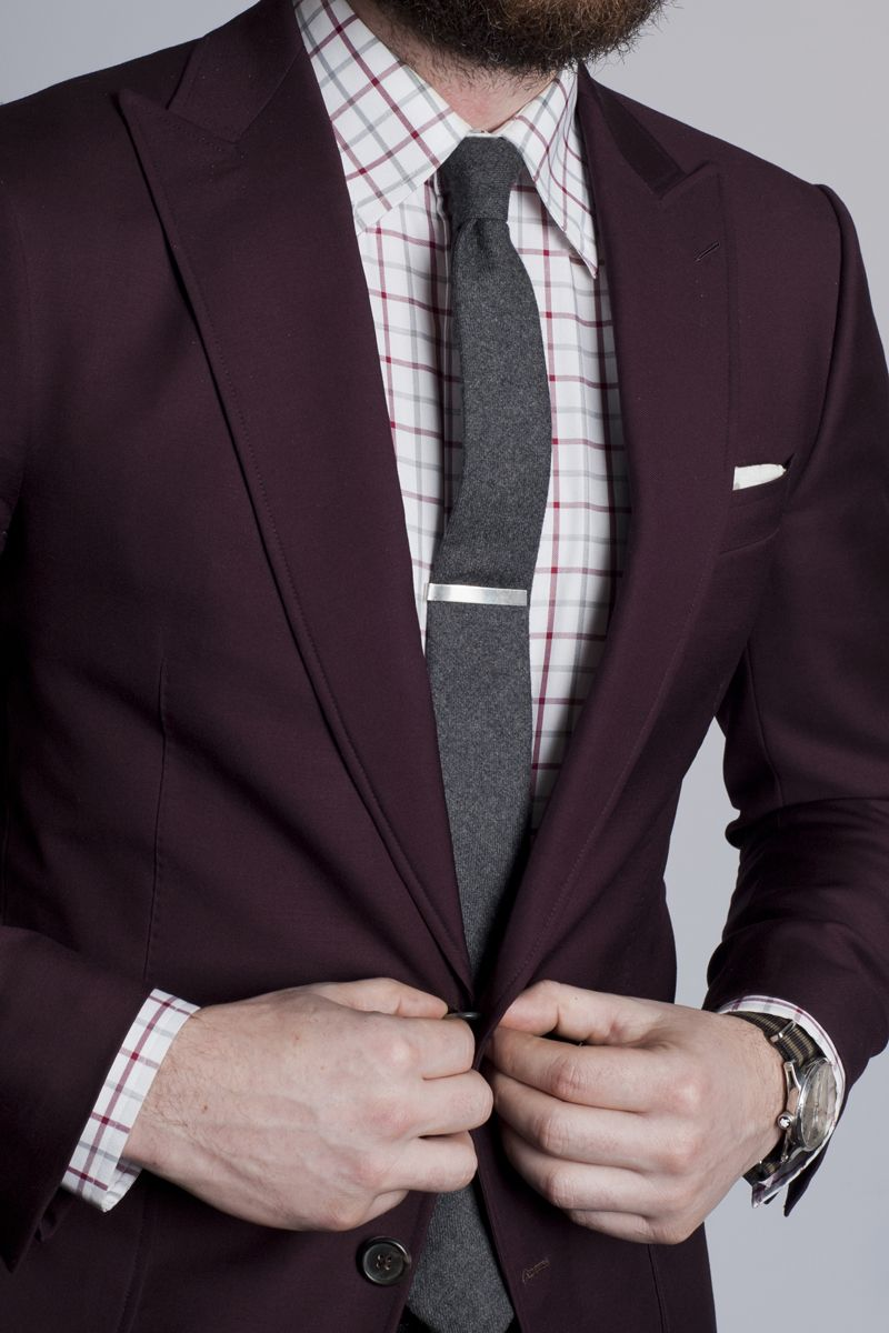 How to mens wear tie bar new photo