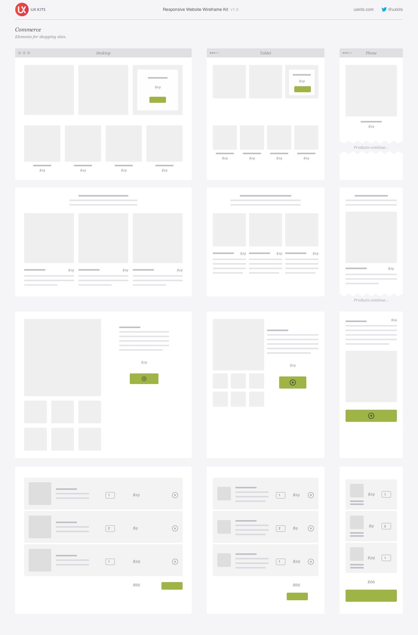 Responsive Website Wireframe Kit – UX Kits http://uxkits.com/products/responsive-website-wireframe-kit