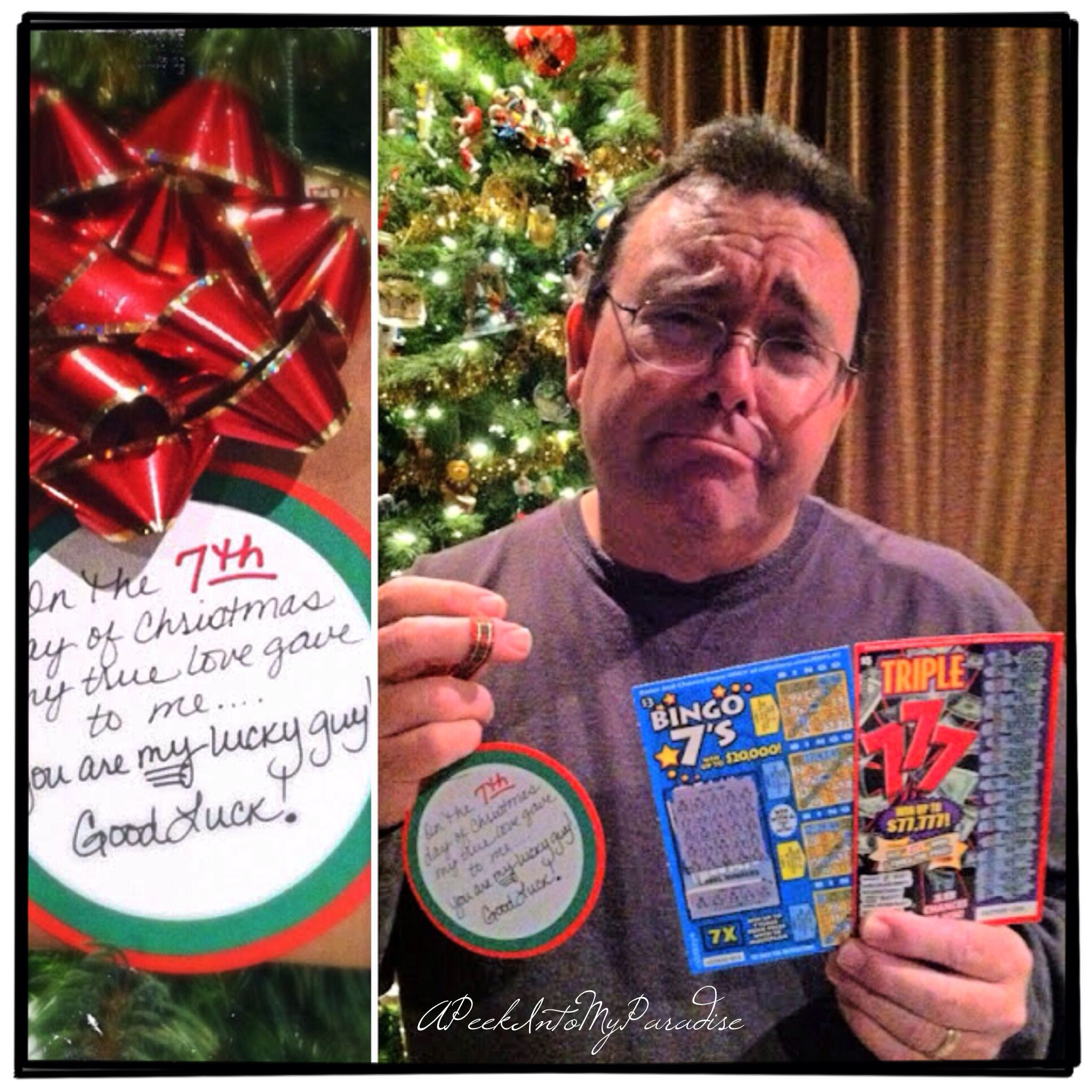 Gift Ideas For The 12 Days Of Christmas: 12 Days Of Christmas For Your Husband (w/list Of Ideas At