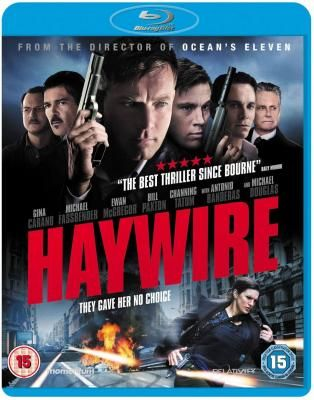 Auctionit.org.uk - Haywire [Blu-ray]