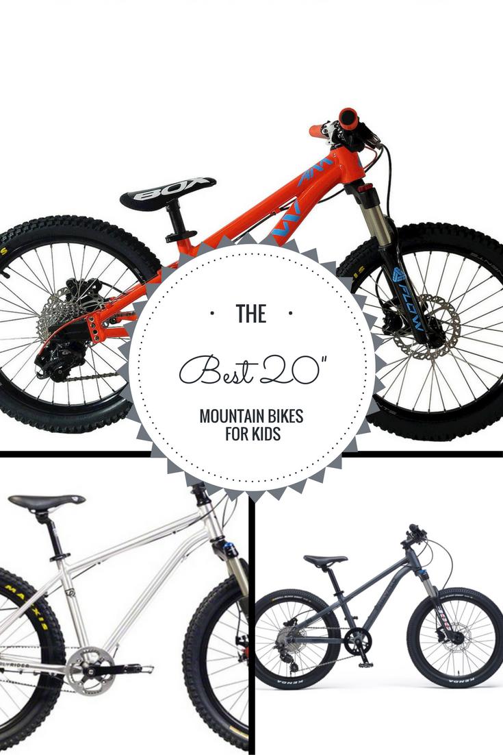 The 5 Best 20 Mountain Bikes For Kids Mountain Biking Bike