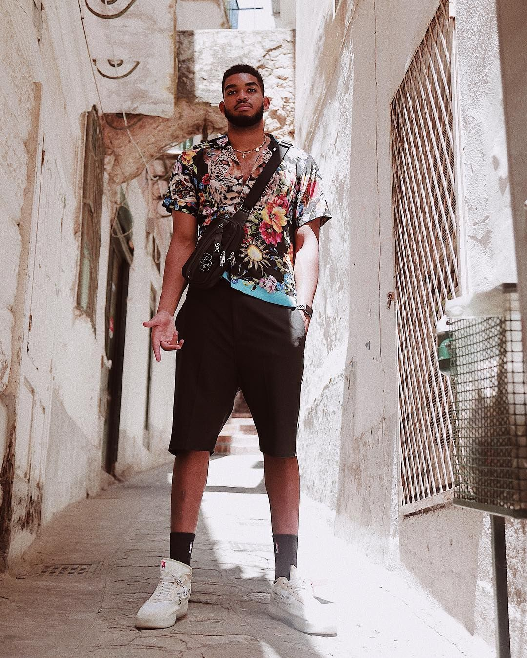 f8eb40ff1a1 Sideline Styles  Karl Anthony Towns Is A Wolf In Hypebeast Clothing ...
