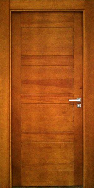 Modelo madera 142 cosas decorativas casa manuales for Puertas decorativas para interiores