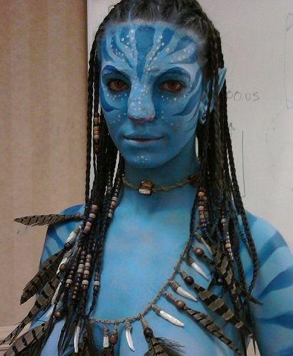 Real Avatar Girl: Avatar Costumes, Avatar