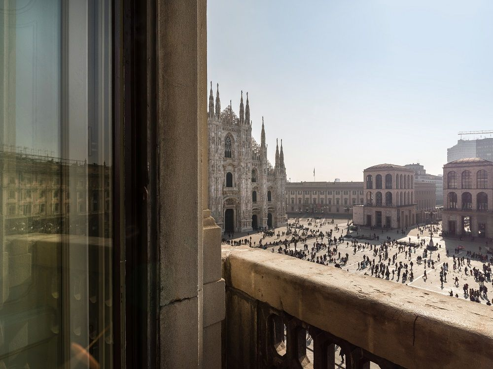 #PiazzaDuomo #WindowView #HistoricCenter