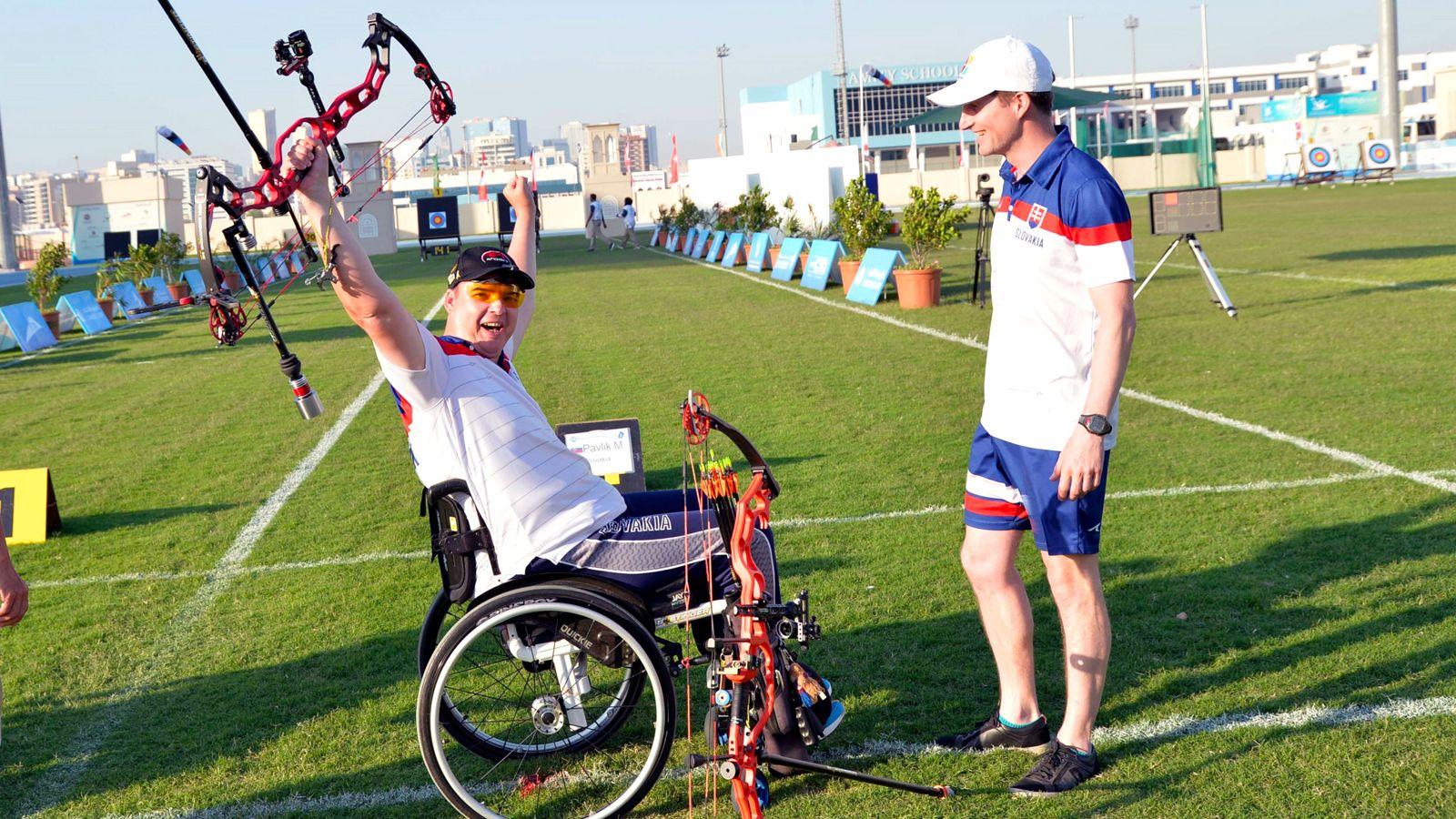 Dubai named as host of 2021 World Archery Para