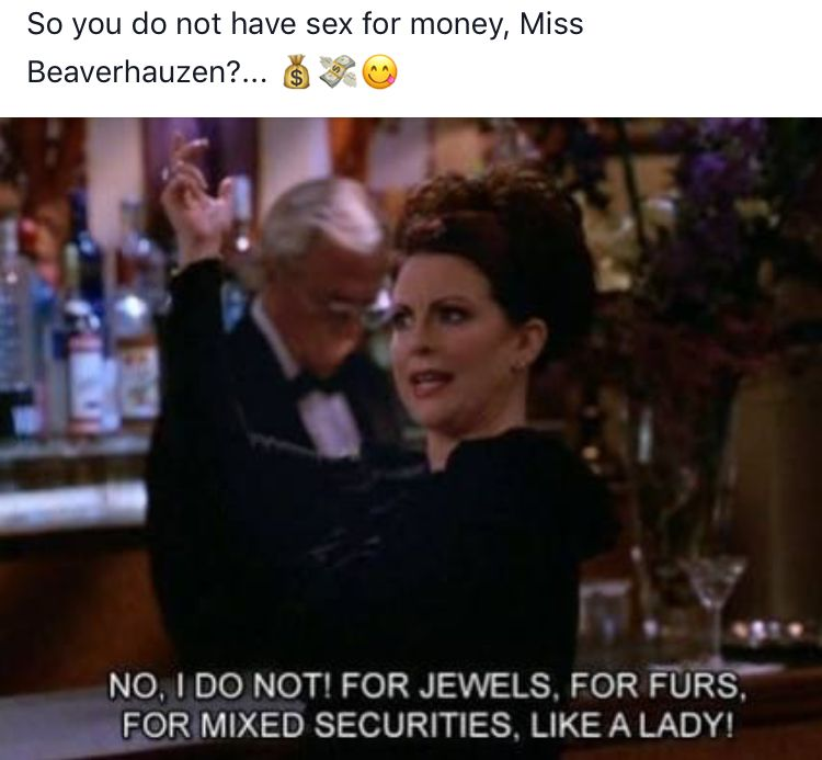 Pin By Whit Nicole On W G Karen Walker Quotes Karen Will And Grace Will And Grace