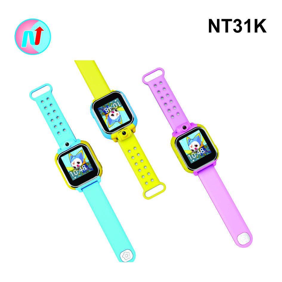 GPS camera watch NT31 Support 3G network Live location