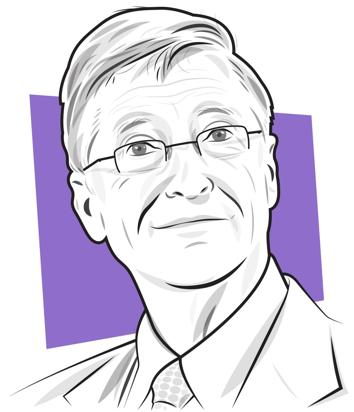 Contact Support Bill Gates Change The World Bills