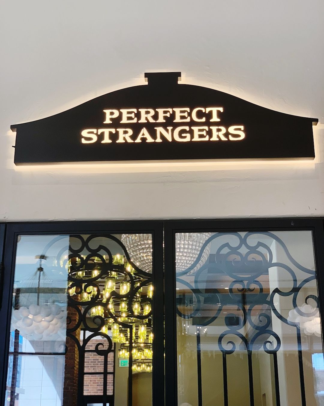 Located On Our Lobby Level Perfect Strangers Offers Handcrafted