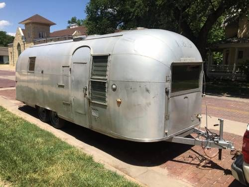 1963 Airstream Overlander 26 Twin axle | TCT Classifieds