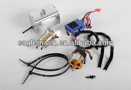 RC Model Hydraulics | Model Hydraulic Cylinder Kit