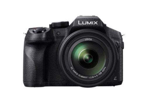 Panasonic LUMIX DMCFZ300 12.1 MP Digitalkamera