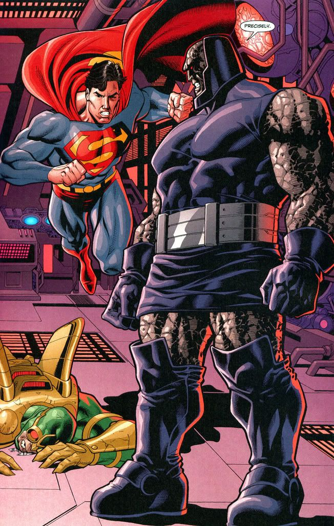 darkseid | Darkseid vs Superman Prime | x1 | Marvel series