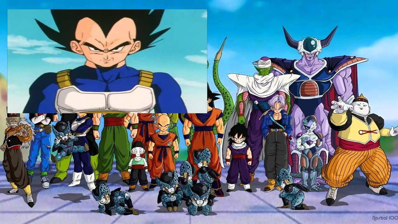 Funny Dragon Ball Z Abridged Memes : Dragon ball z abridged plan to eradicate christmas team four