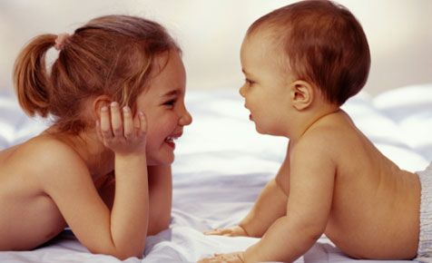 Babies Learn to Talk at an Amazing Rate.
